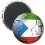 Fútbol 2014 del mundo de la Guinea Ecuatorial el B Imanes