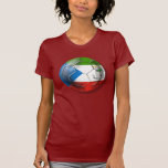 Fútbol 2014 del mundo de la Guinea Ecuatorial el B Camisetas