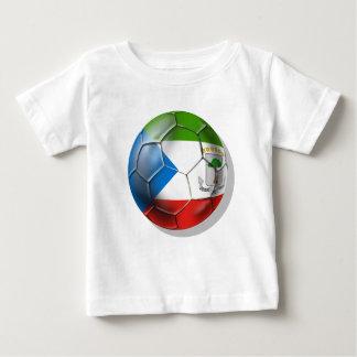 Fútbol 2014 del mundo de la Guinea Ecuatorial el Playera