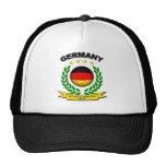 Fútbol 2147 de Alemania Gorras