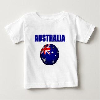 Fútbol 2841 de Australia Polera