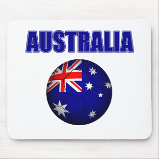 Fútbol 2841 de Australia Tapete De Raton