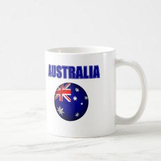 Fútbol 2841 de Australia Taza Clásica