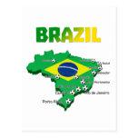 Fútbol 3307 del Brasil