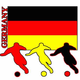 Fútbol Alemania Escultura Fotografica
