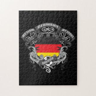 Fútbol Alemania Rompecabezas Con Fotos