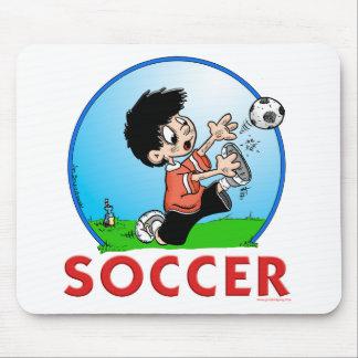 Fútbol Alfombrilla De Raton
