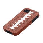 fútbol americano Case-Mate iPhone 4 funda