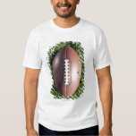 Fútbol americano en hierba playera