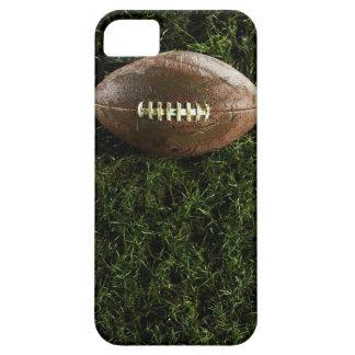 Fútbol americano en hierba, visión desde arriba iPhone 5 Case-Mate coberturas