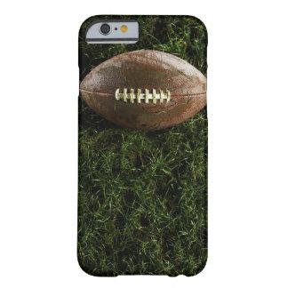 Fútbol americano en hierba, visión desde arriba funda barely there iPhone 6