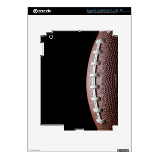 Fútbol americano iPad 3 skin