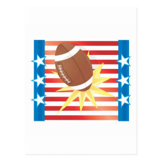 Fútbol americano postales