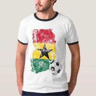 Fútbol apenado de Ghana Playera