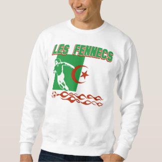 Fútbol argelino sudadera