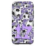 ¡Fútbol Ballz! Funda De iPhone 6 Tough