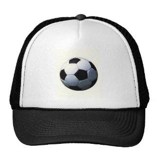Fútbol - balón de fútbol gorras
