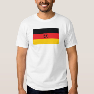 fútbol bandera-Alemania Playera