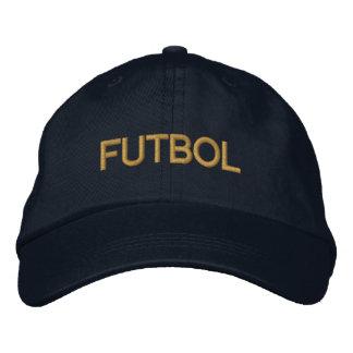 FUTBOL cap for soccer futbol mad fans worldwide Embroidered Baseball Caps