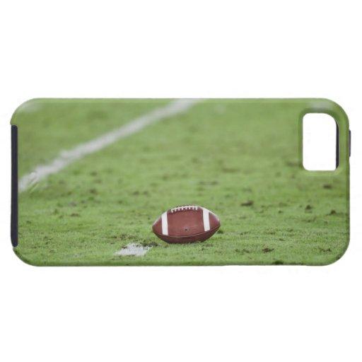 Fútbol cerca de la línea de las yardas funda para iPhone SE/5/5s