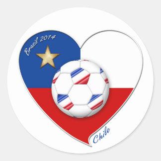 """Fútbol """"CHILE"""" 2014. Chilean national soccer team Etiquetas"""