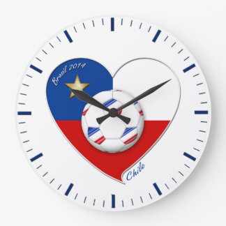 """Fútbol """"CHILE"""" 2014. Chilean national soccer team Relojes"""