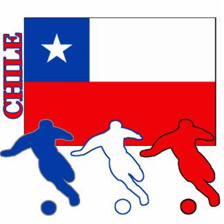 Fútbol Chile Esculturas Fotograficas