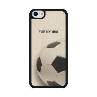 Fútbol clásico del fútbol el | funda de iPhone 5C slim arce