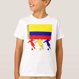 Fútbol Colombia Playera