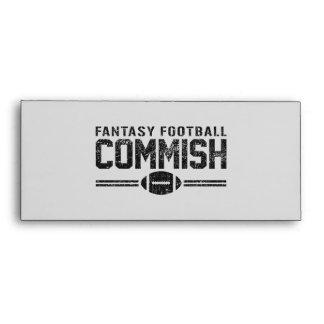 Fútbol Commish de la fantasía