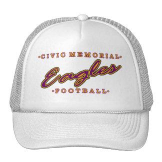 Fútbol conmemorativo cívico gorro