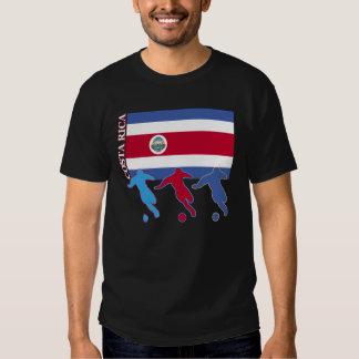 Fútbol Costa Rica Remeras