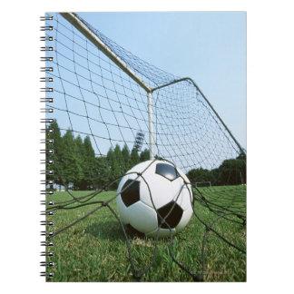 Fútbol Cuaderno