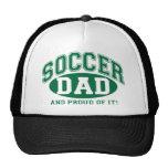 fútbol dad_green.gif gorro de camionero