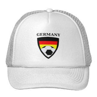Fútbol de Alemania Gorra