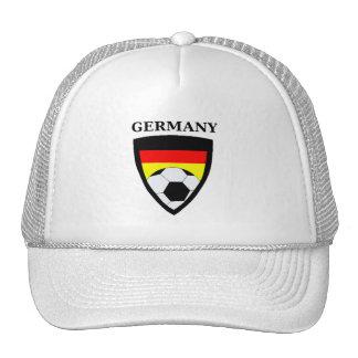 Fútbol de Alemania Gorras De Camionero