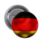 Fútbol de Alemania Pin