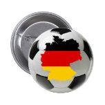 Fútbol de Alemania Pins