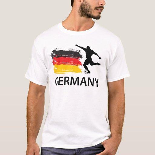 Fútbol de Alemania Playera