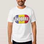 Fútbol de Andorra Camisas