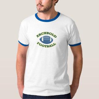 Fútbol de Archbold Remeras