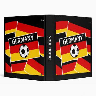 """Fútbol de bandera alemán carpeta 1"""""""