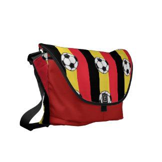 Fútbol de Bélgica Bolsas Messenger