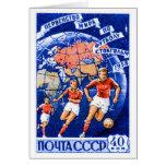 Fútbol de CCCP Felicitacion