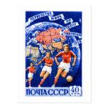 Fútbol de CCCP Postal