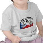 Fútbol de Ceska Republika Camiseta