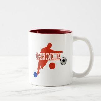 Fútbol de Chile Taza