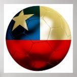 Fútbol de Chile Posters