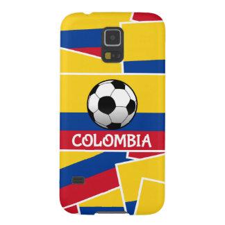 Fútbol de Colombia Funda De Galaxy S5