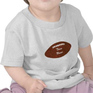 Fútbol de encargo del nombre del equipo, camisetas